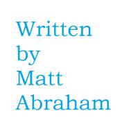 Matt Abraham